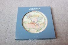Wedgewood 1987 Humpty Dumpty Childrens Ceramic Wall Plaque Nursery Rhymes Englan