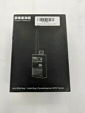 Anti Spy RF Detector Hidden Camera Finder Bug GPS Signal Alarm Scanner -CMS0428