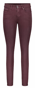 MAC Damen Jeans Dream Skinny 5402 *NEU* dark oxblood 467W Alle Größen/Lä.