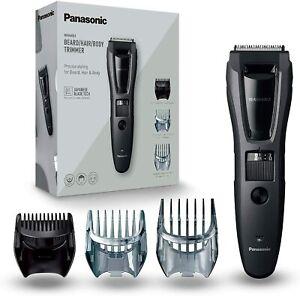 Panasonic ER-GB62 Electric Body Hair Beard Men Trimmer with 40 Cutting Length