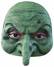 Gli adulti in vinile mezza maschera di maiale su Stringa Elasticizzata PORKY PEPPA COSTUME
