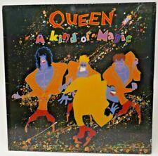 "Queen ""A Kind Of Magic"" gatefold sleeve LP"