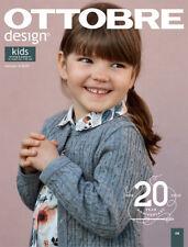 Ottobre Design - children's clothing patterns #4/2020
