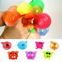 Anti-stress Decompression Splat Ball Vent Toy Smash Various Pig Toys Kids Gifts