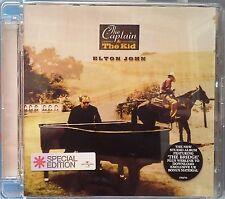 "Elton John - The Captain & the Kid (CD 2006) Features ""The Bridge"""