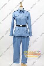 APH Axis Powers hetalia Finland cosplay costume uniform
