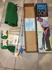 RARE HTF Marx 1968 Arnold Palmer Indoor Golf Course Game ARNIE DOLL CLUB # 5280