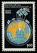 India Communication Stamps 1947-Now