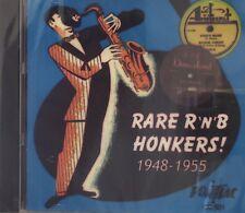 RARE R'n'B HONKERS! 1948-1955 - 26 VA Instrumentals