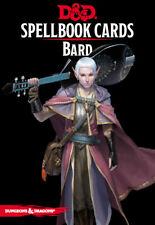 Dungeons & Dragons 5th Edition RPG: Bard Spellbook Deck (110 Cards) GF973918