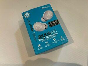 New JLab Audio JBuds Air True Wireless Earbud Headphones - White