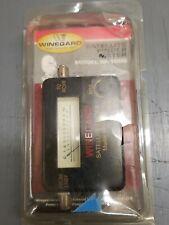 Winegard Satellite Finder Meter Model SF 1000