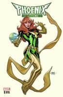 Phoenix Resurrection Return Jean Grey #1 (Of 5) Terry Dodson Variant Marvel 2019