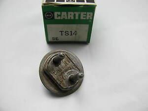 Carter TS14 Air Cleaner Temperature Sensor (Air Charge Temp. Sensor)