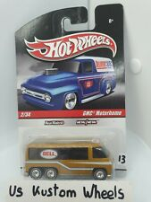 Hot wheels 1/64 Serie Delivery Gmc Motorhome