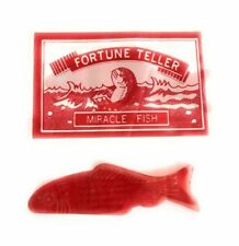 144 Fortune Teller Miracle Fish Telling in Individual Envelopes
