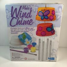 4M Make a Wind Chime Kit Crafting Project NEW