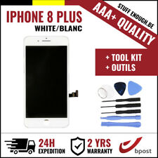 AAA+ LCD TOUCH SCREEN DISPLAY/SCHERM/ÉCRAN WHITE BLANC & TOOLS FOR IPHONE 8 PLUS