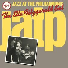 Jazz at the Philharmonic: The Ella Fitzgerald Set by Ella Fitzgerald (Vinyl, Mar-2018, 2 Discs, Verve)