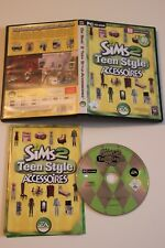 PC Die Sims 2 Teen Style-Accessoires (The Add-On Erweiterung Content III IV 3 4)
