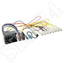 Radioanschlusskabel Quadlock auf ISO für MAN TGA TGX Phantomeinspeisung Antenne