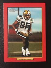 Greg Jenning 2006 Topps Turkey Red Rookie RC Card #202 Red Parallel