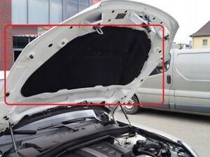 Spugna Insonorizzante Rivestimento Cofano Motore BMW X1 E84 2009-2015 CON CLIPS