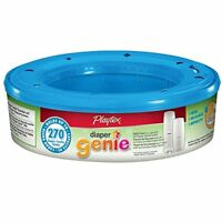 "Playtex Diaper Genie II Advanced Disposal System Refill ""4 Pack"""