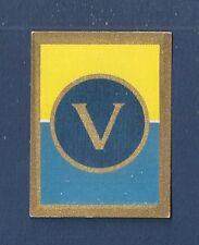 SC VICTORIA HAMBURG  Football Club Badge 1931 original card good