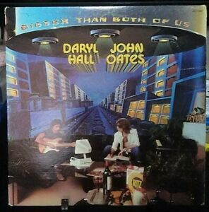 HALL & OATES Bigger Than Both of Us Album Released 1976 Vinyl Collection USA