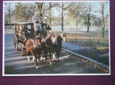 POSTCARD LTM-102 (1R)  G SHILIBEER LONDON HORSE BUS SERVICE