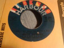 "Billy Shields I was a Boy when you needed a man  northern soul   7"" 45"