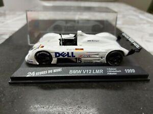 Altaya 1/43 24 H heures du Mans bmw v12 lmr winner 1999 dalmas no Minichamps