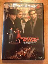 ☀️ Swing Kids DVD Christian Bale Robert Sean Leonard Barbara Hershey MINT R1