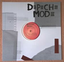 "Depeche Mode DM A Pain That I'm Used To Promo P12 UK Vinyl 12"" Playing the Angel"