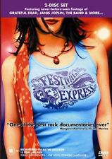 Festival Express [2 Discs] [Region 4] - DVD - Like New - Free Postage