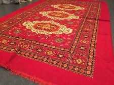 Tapisserie Kilim 265x170 Persan Tapis Oriental Tapis rouge carpet rug Tapestry