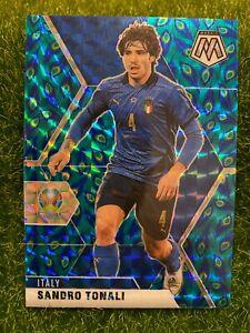 2021 Mosaic Soccer UEFA EURO T-Mall Choice Peacock SANDRO TONALI Italy #2