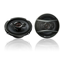 "Pioneer TS-A1686R 6 1/2"" 4 Way Speaker 6.5"" 350W Max Power New TSA1686R"