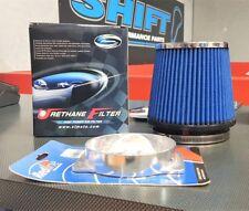 Simota Dual Entry Air Filter Kit - Mitsubishi EVO 6 7 8 9 Galant Pajero (BLUE)