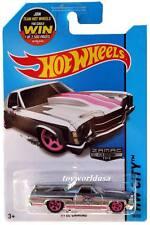 2015 Hot Wheels #18 HW City HW Performance '71 El Camino ZAMAC #005