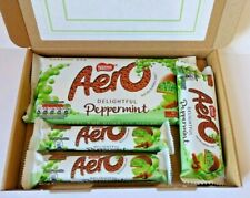 Aero gift box present mint chocolate Easter nestle gift hamper personalised