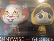 Funko - Vynl 2-Pack - IT - PENNYWISE AND GEORGIE - Mint Condition Exclusive