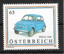 AUTOS-Puch 500/ Österreich MiNr 2915 **