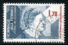 STAMP / TIMBRE FRANCE OBLITERE N° 2361 PAULINE KERGOMARD