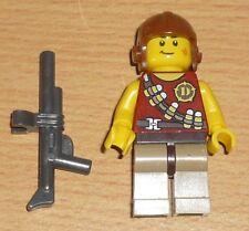 Lego City dinosaurierjäger con arma