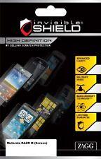 ZAGG - InvisibleSHIELD for Motorola RAZR M Mobile Phones