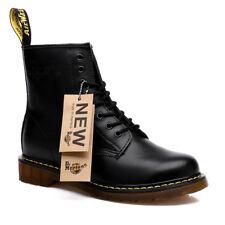 4Scarpe-Donna-Dr1460-Martens-Alte-Scarpa-Donna-Anfibi-AirWair-Stivali-Donna