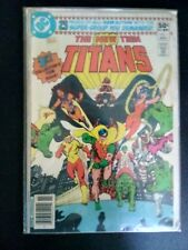 Teen Titans 1 First Issue Collector's Item