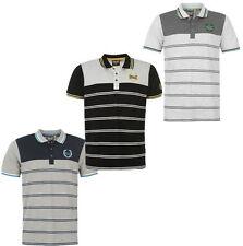 Unifarbene Kurzarm Herren-Poloshirts aus Polyester